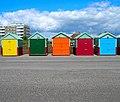Beach Huts, Western Esplanade - geograph.org.uk - 489100.jpg