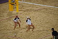 Beach volleyball at the 2012 Summer Olympics (7925422374).jpg