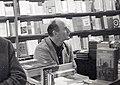 Beardless Lawrence Ferlinghetti, Early 1960s (6875366560).jpg