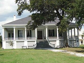 Beauvoir (Biloxi, Mississippi) - Beauvoir  after Hurricane Katrina restoration.