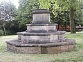 Bedminster Churchyard Cross, Bristol - geograph.org.uk - 644941.jpg