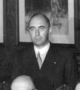 Gerardus Huysmans in 1946