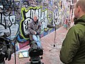 Behind the scenes of The Invisible Class documentary film 02.jpg