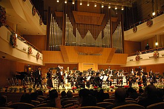 Beijing Concert Hall - Performance by the China Philharmonic Orchestra at the Beijing Concert Hall