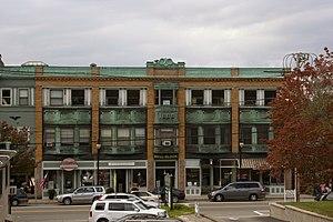 Wakefield, Rhode Island - Bell Block