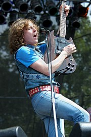 Ben Kweller at the Austin City Limits Music Festival, 2006