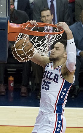 Image illustrative de l'article Ben Simmons