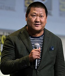Description de l'image Benedict Wong by Gage Skidmore.jpg.