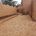 Beni abbes old ksar square and its gate, south west Algeria.jpg