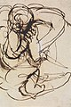Benjamin Robert Haydon - Study of a Figure - B1977.14.2703 - Yale Center for British Art.jpg