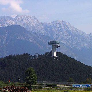 Bergisel mountain