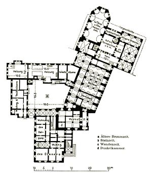 Märkisches Museum - Ground floor plan