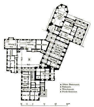 Märkisches Museum - Ground floor plan