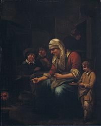 Bernardus van Schijndel - pannekoekbakster.jpg