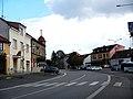 Bernartice Ortsplatz nördlich.jpg