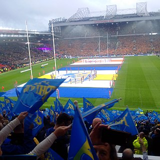 Rugby league in the British Isles