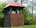 Biała Górna dzwonnica przy kościele św. Stanisława 30042011kpjas.jpg