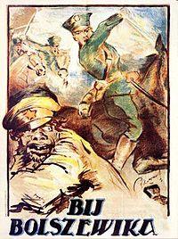 Polski plakat 1920