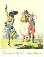 Bikkessy Heinbucher Táncoló magyarok