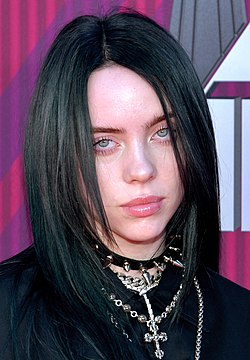 Billie Eilish 2019 by Glenn Francis (cropped) 2.jpg