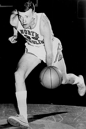 Billy Cunningham - Cunningham while at UNC.
