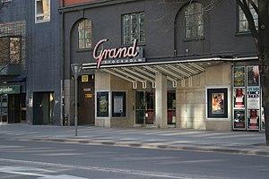 Assassination of Olof Palme - Grand cinema.