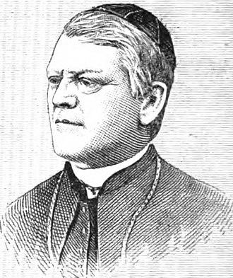 Francis Xavier Krautbauer - Image: Bishop Francis Xavier Krautbauer