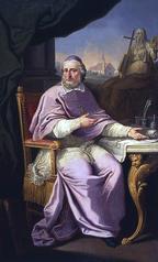 Portret biskupa Jana Stefana Giedroycia