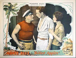 <i>Bitter Apples</i> 1927 film by Harry O. Hoyt