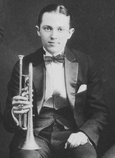 Picture of a band or musician: Bix Beiderbecke