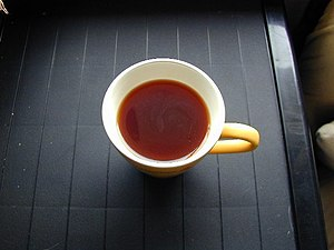 Black tea - Black tea.