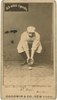 Black Jack Burdock, Boston Beaneaters, baseball card portrait LCCN2007685599.tif