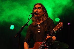 New Model Army (band) - Justin Sullivan