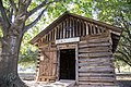 Blacksmith house at the Pioneer Heritage Center of LSUS.jpg