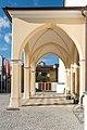 Bleiburg Pfarrkirche hll Peter und Paul Vorlaube 21092015 7703.jpg