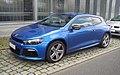Blue VW Scirocco R fl.jpg