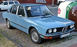 bmw e12 wikipedia. Black Bedroom Furniture Sets. Home Design Ideas