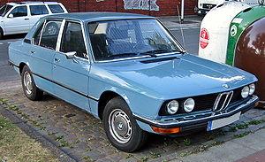 BMW 5 Series - BMW 518