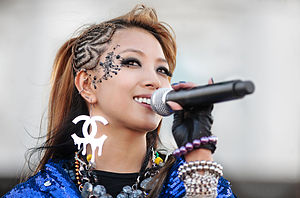 Timeline of K-pop at Billboard - BoA performing at San Francisco Pride, June 28, 2009, was the first K-pop artist to chart on the Billboard 200 with her album BoA, chart dated April 4, 2009.