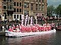 Boat 3 Dolly Bellefleur & Friends, Canal Parade Amsterdam 2017 foto 2.JPG