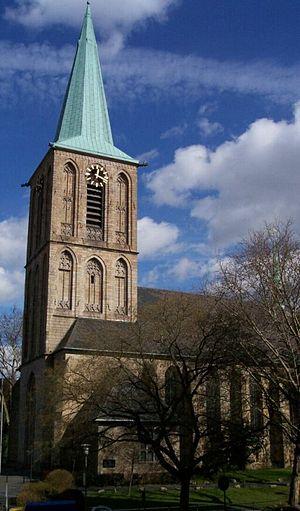 Bochum Probsteikirche