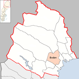 Boden Municipality in Norrbotten County.png