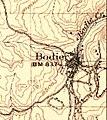 Bodie and Benton Railway - Bodie 1911.jpg
