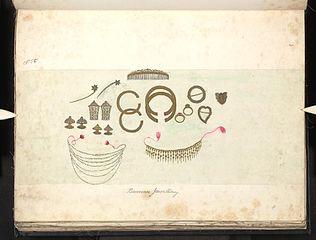 Burmese jewellery