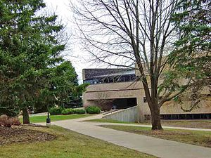 University of Wisconsin–Platteville - Boebel Hall (math, biology, geography, etc.)