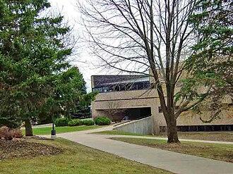 University of Wisconsin–Platteville - Boebel Hall (math, biology, geography, etc.)