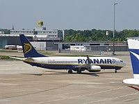 EI-DLC - B738 - Ryanair