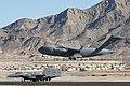 Boeing C-17 Globemaster III at Nellis (8519421492).jpg