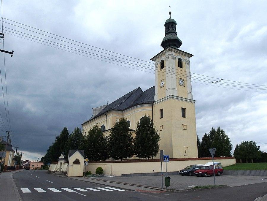 Bohuslavice, Opava District