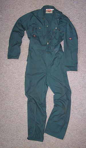 Boilersuit - Boilersuit coverall
